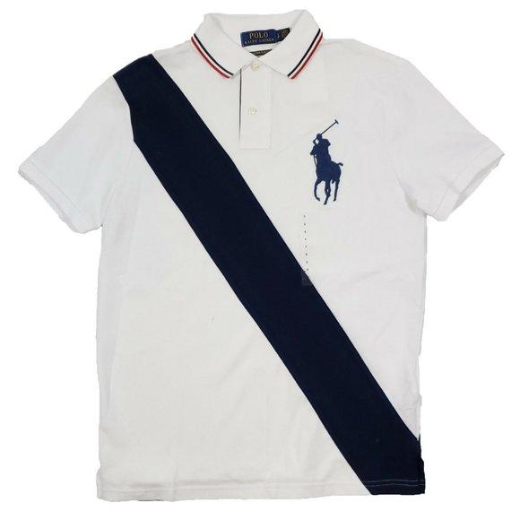 Polo Ralph Lauren Men's Custom Slim Fit Big Pony X